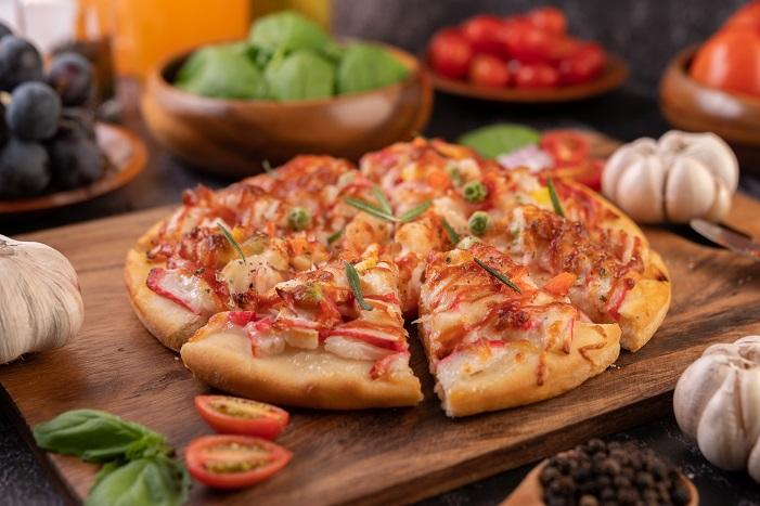 Grey's pizza