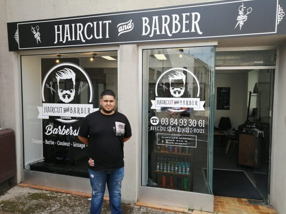 haircut et barber luxeuil